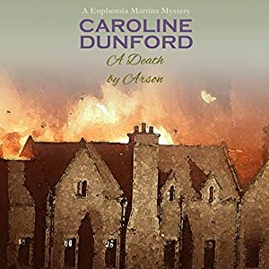 A Death by Arson Audiobook