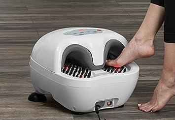 Amazoncom Sharper Image Acupressure Heated Foot Massager Health