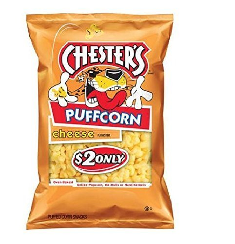 Chester's Puffcorn Cheese by Chesters ()