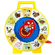 Fisher Price Classics See 'N Say Animals Sound Toy
