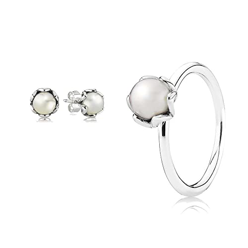 design senza tempo bf1c5 eeb6d Original Pandora set regalo - 1 anello in argento con Perle ...