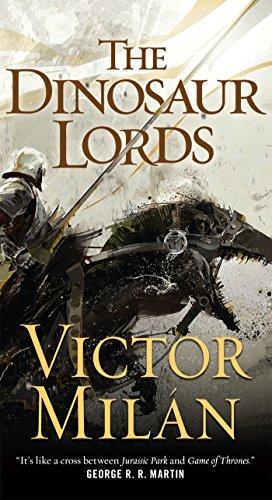 The Dinosaur Lords: A Novel (Victor Florida Park)