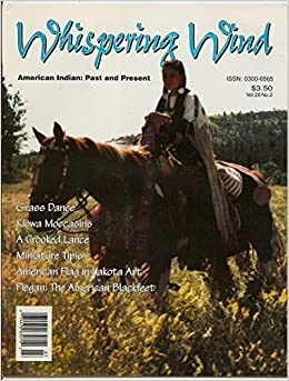 Whispering Wind Vol. 28 No. 2: William K. Powers, Paula Zalar, Jack B. Herlard: Amazon.com: Books