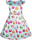 corn clothes - JR94 Girls Dress Apple Blossom Strawberry Kiss Poppy Corn Size 7
