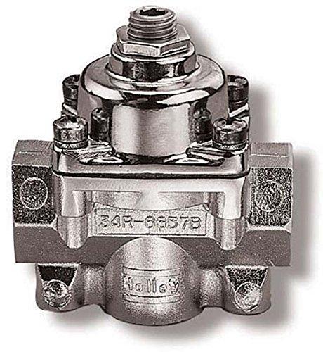 Holley HOL 12-804 12-804 Fuel Pressure - Fuel Universal Pressure Regulator
