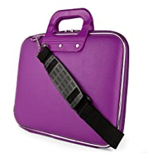 "SumacLife Cady Briefcase Bag for iRulu Walknbook W1003 / W1002 10.1"" Tablet"