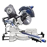 Kobalt 10-In 15-Amp Sliding Compound Laser Miter Saw