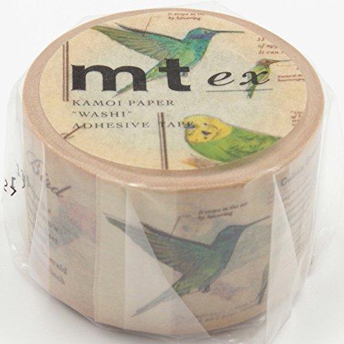 MT Masking Tape - Picture Book Bird (MTEX1P90)