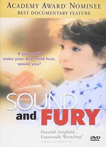 DVD : Sound And Fury (DVD)