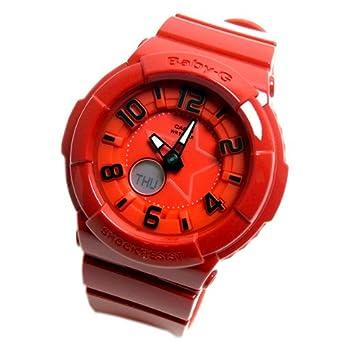 e2e71e32c6 Amazon | [ベビー・ジー]BABY-G CASIO 腕時計 ネオンダイアル BGA-133-4 ...