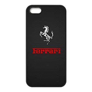 HRMB Ferrari sign fashion cell phone case for iPhone 5S