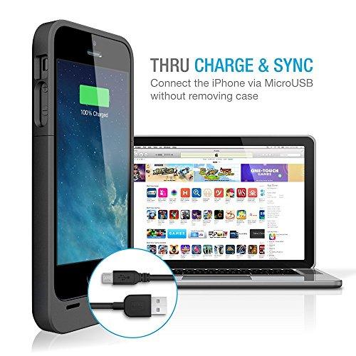 best loved e44a2 d7728 iPhone 5s Battery case , iPhone 5 Battery case , UNU DX-5 - Import ...