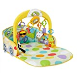 Amazon Price History for:Fisher-Price 3-in-1 Convertible Car Gym