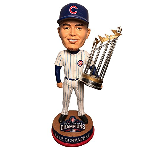 FOCO MLB Chicago Cubs Schwarber K. #12 2016 World Series Champions 7