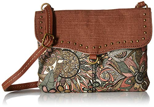 Sakroots Unisex-adults Austen Double Gusset Crossbody, for sale  Delivered anywhere in Canada