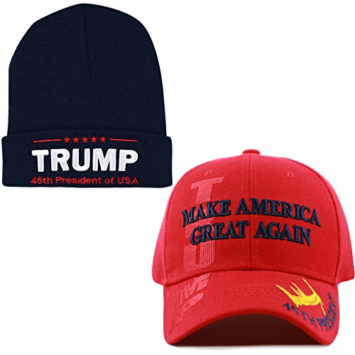 The Hat Depot Exclusive 45th President Trump
