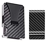 Best Slim Wallets - BSWolf Carbon Fiber Slim Minimalist Front Pocket Wallet Review