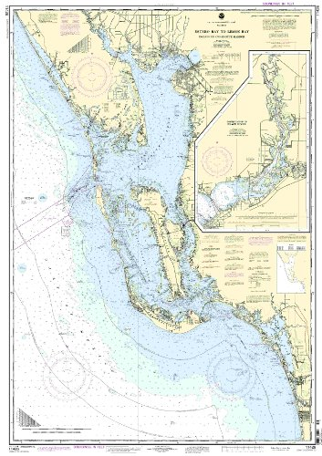 11426--Estero Bay to Lemon Bay, including Charlotte Harbor - continuation of Peace (Lemon Bay)
