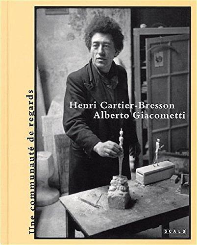 Download Henri Cartier-Bresson And Alberto Giacometti: La Decision De L'oeil / The Decision Of The Eye pdf epub