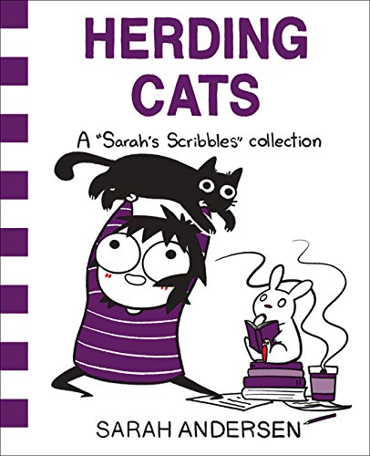 Herding Cats: A Sarah's Scribbles Collection cover