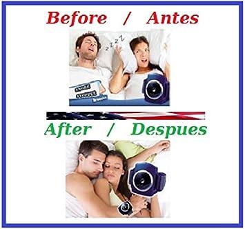 Brasalete Reloj Anti Ronquido Terapia (black)