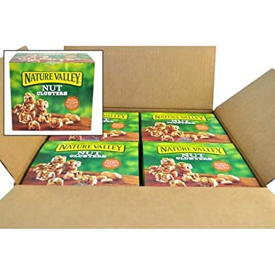 Nature Valley Roasted Nut Clusters, 21 Ounce -- 4 per case.
