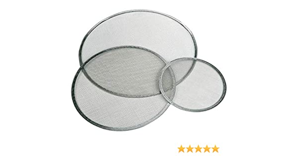 chiner - Rejilla Pizza Acero Inoxidable, (37 cm.): Amazon.es: Hogar