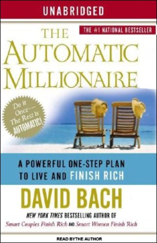 Pdf Business The Automatic Millionaire: A Powerful One-Step Plan to Live and Finish Rich