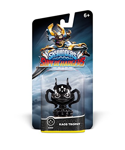 (Activision Skylanders Superchargers Kaos Trophy Character Pack - Not Machine)