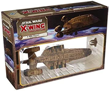 Fantasy Flight Games Star Wars X-Wing Juego de miniaturas: C ...