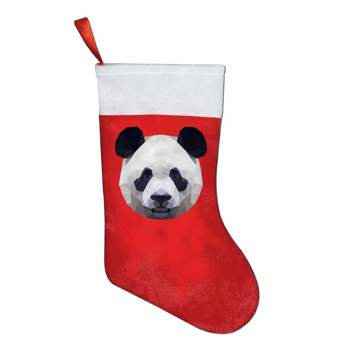 Amazon.com: Calcetines de Navidad con diseño de panda ...