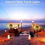 Aityvert Solar Lights Outdoor, Waterproof