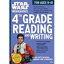Star Wars Workbook: 4th Grade Reading and Writing (Star Wars Workbooks)