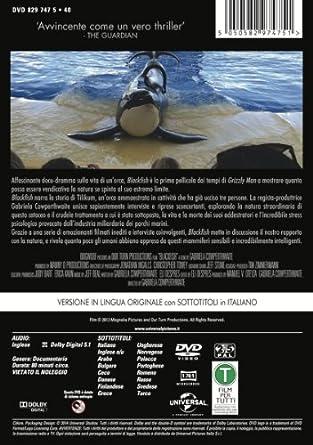 Blackfish [Italia] [DVD]: Amazon.es: Gabriela Cowperthwaite: Cine y Series TV
