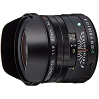 PENTAX wide angle lens FA31mm F1.8AL Limited black FA31F1.8B(Japan Import-No Warranty)