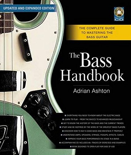 Download The Bass Handbook: The Complete Guide to Mastering the Bass Guitar Updated and Expanded Edition pdf