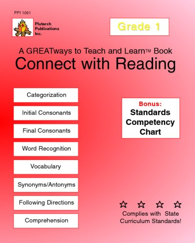 Connect With Reading Grade 1: Greatways To Teach And Learn PDF