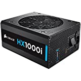 Corsair HXi Series, HX1000i, 1000 Watt (1000W), Fully Modular Power Supply, 80+ Platinum Certified