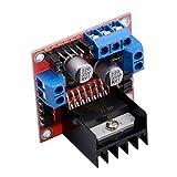 Qunqi 2Packs L298N Motor Drive Controller Board