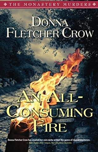 book cover of An All-Consuming Fire