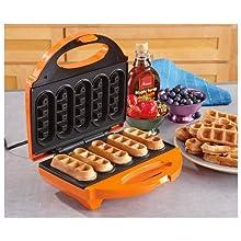 5 Waffle Stick Maker