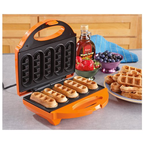 5 Waffle Stick Maker by Baby Cakes
