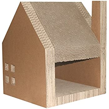 Purrrfect Life Adorable Cat House For Cats
