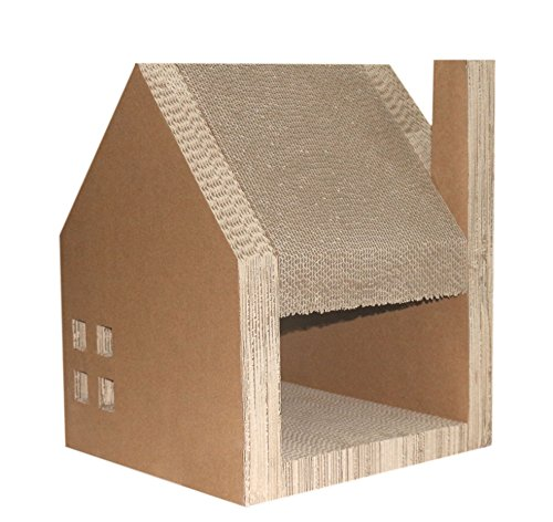 Cat Purrrfect (purrrfect life Adorable Cat House for Cats)