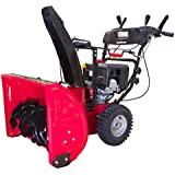 Power Smart DB7103-24 Two Stage Snow Thrower (208cc LCT Snow Engine), 24-Inch Wide