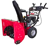 Image of Power Smart DB7103PA-28 Inch Snow Thrower, 252 cc Electric Start  Engine, with Power Assist