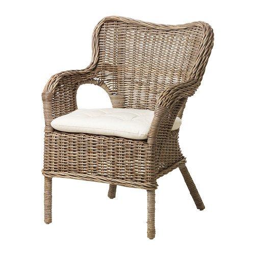 Amazon.com: IKEA silla, gris, Laila naturales 142016.292026 ...