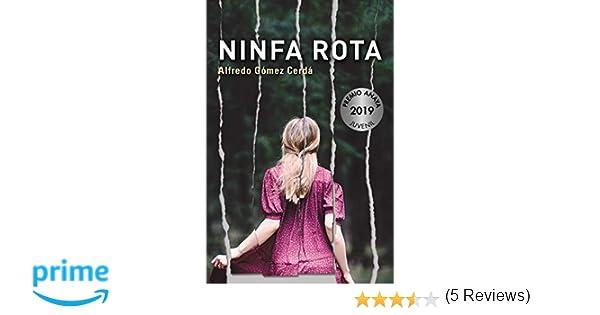 Ninfa rota LITERATURA JUVENIL a partir de 12 años - Premio Anaya ...