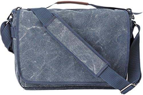 Think Tank Photo Retrospective Laptop Shoulder Bag 15L Blue Slate