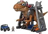 Fisher-Price Imaginext Jurassic World, T-Rex...